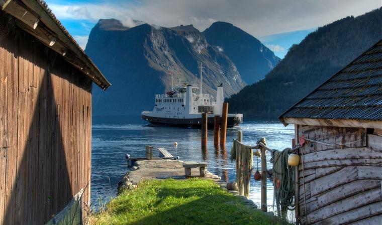 Foto: Hotell Sagafjord