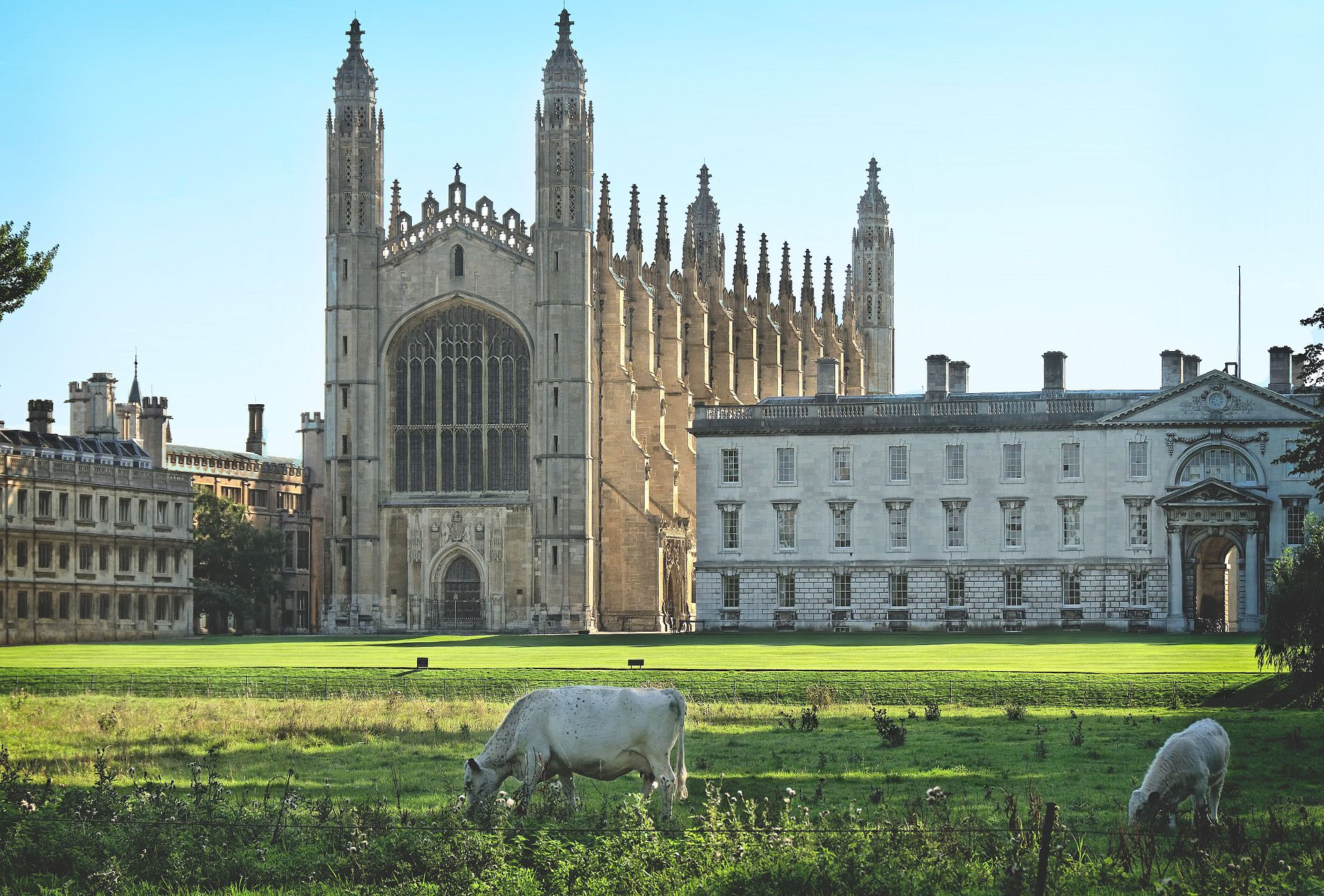 Kings College, Cambridge. Foto: Wikimedia Commons